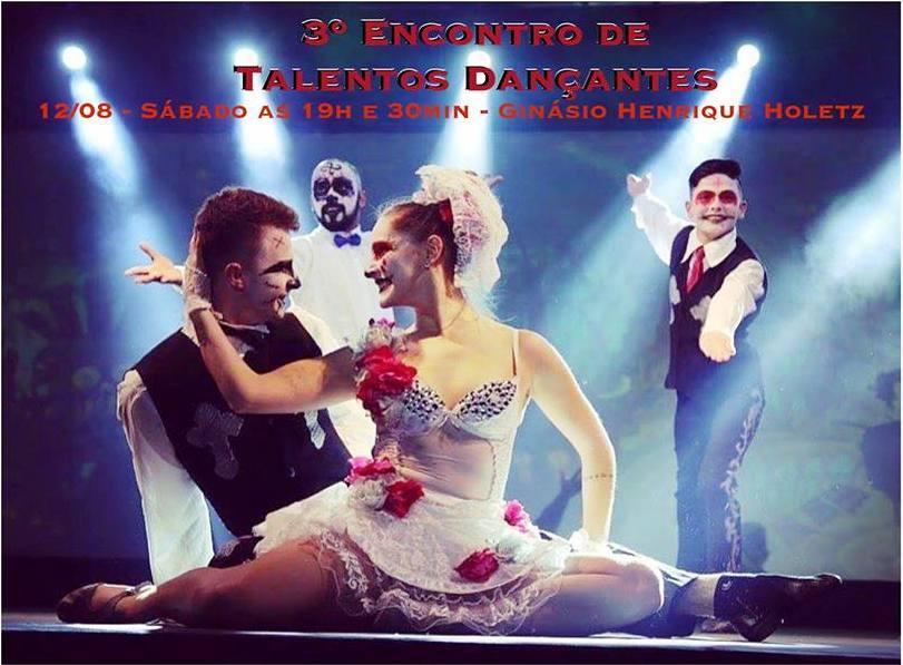 Encontro de Talentos Dançantes será realizado em Ituporanga