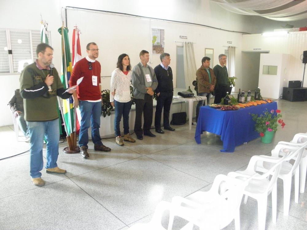 Encontro Estadual de Produtores Orgânicos é realizado em Imbuia