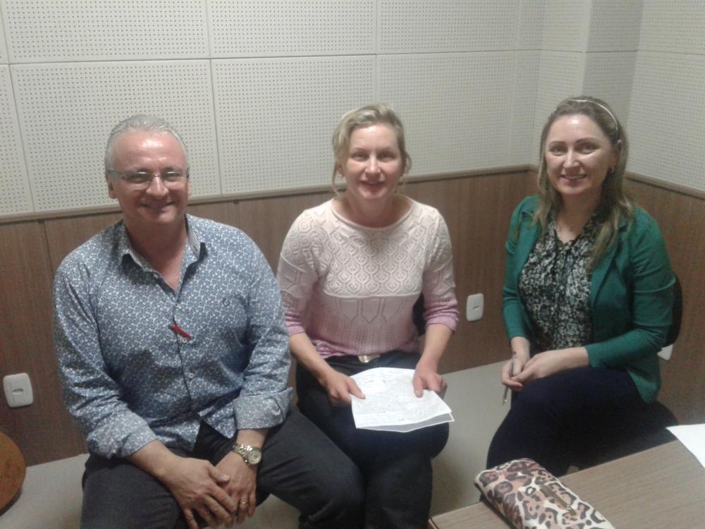 Entrevista: Marli Goretti Kammers (PMDB) candidata a prefeita de Chapadão do Lageado #Eleições2016