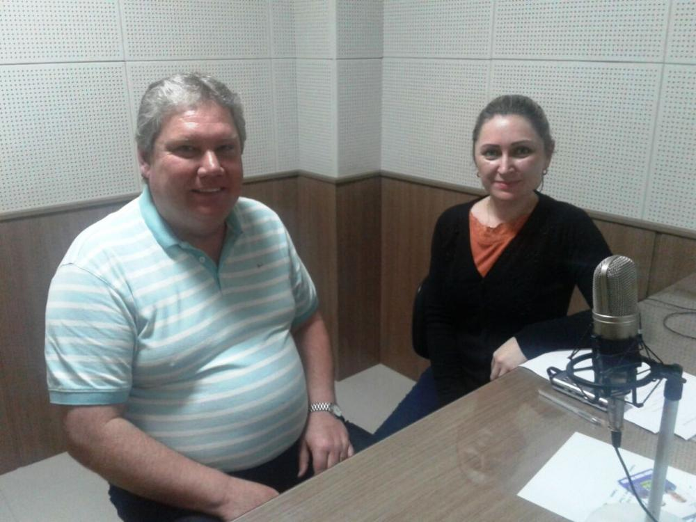Entrevista: Naudir Antonio Schmitz (PMDB) candidato a prefeito de Alfredo Wagner #Eleições2016