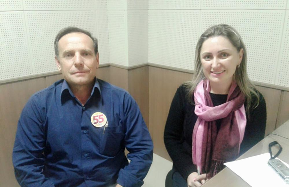 Entrevista: Vitor Norberto Alves (PSD) candidato a prefeito de Leoberto Leal #Eleições2016