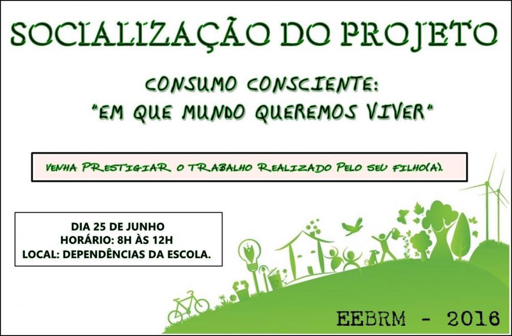 Escola de Educação Básica Roberto Moritz desenvolve projeto de conscientização ao consumismo em Ituporanga