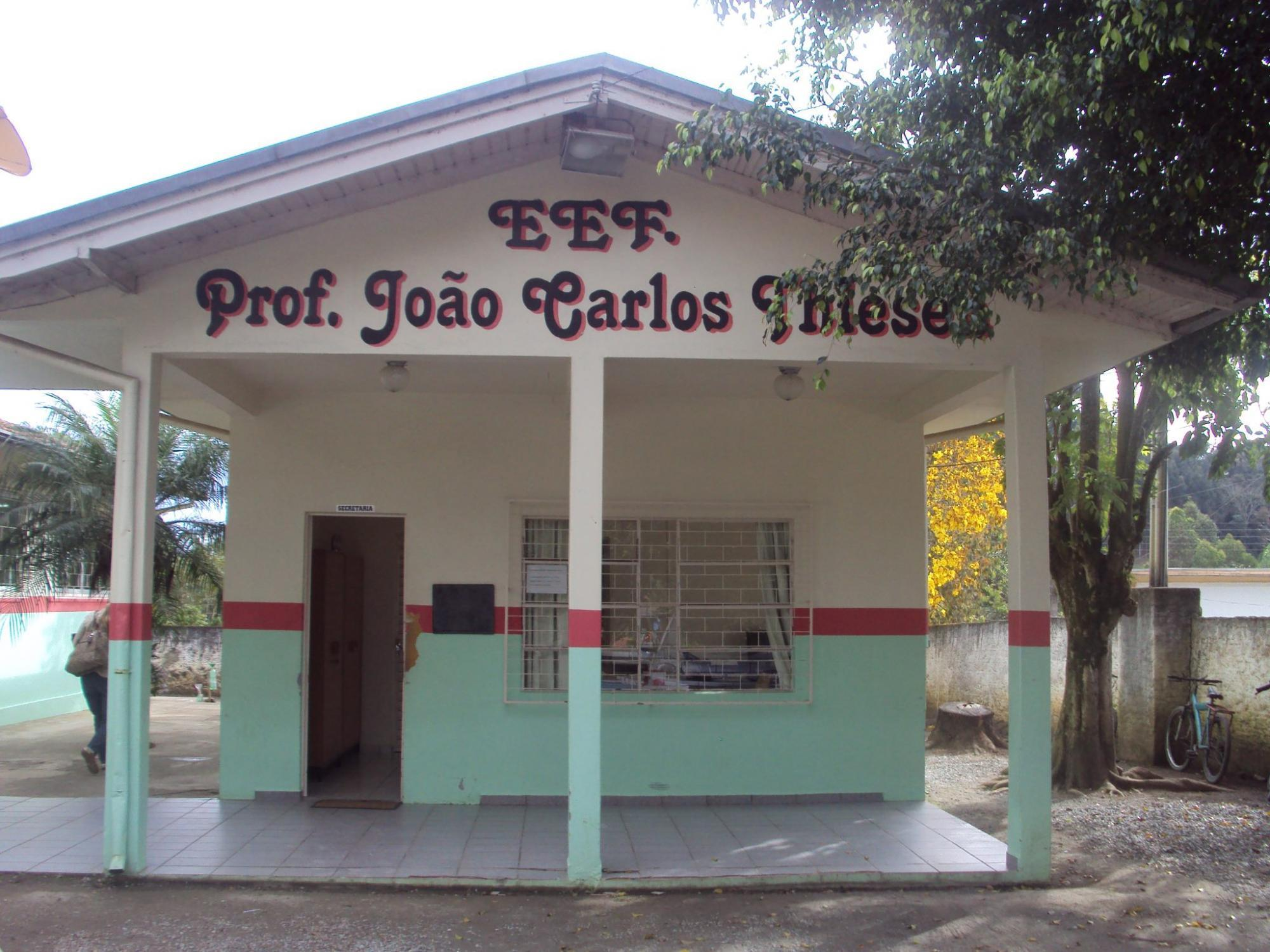 Escola João Carlos Thiesen vai receber reforma de quase R$ 3 milhões
