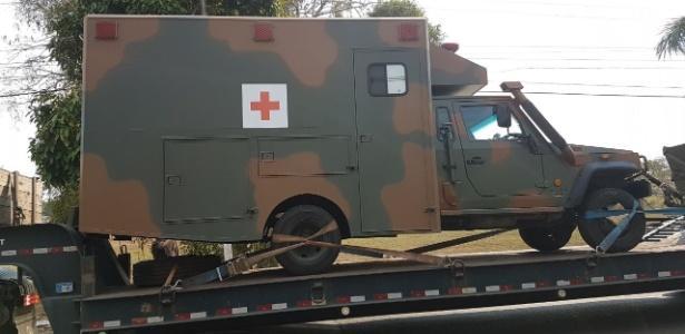 Exército vai realizar exercício de ajuda humanitária em Rio do Sul
