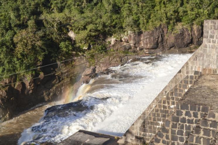 Fatma emite licenças para hidrelétricas no Alto Vale