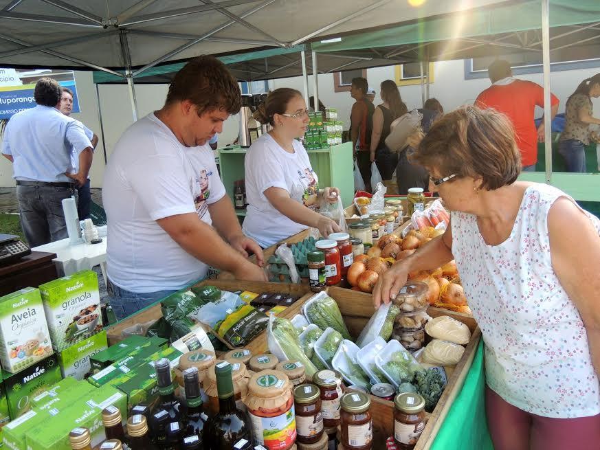 Feira da Agricultura Familiar de Ituporanga terá produtos orgânicos certificados