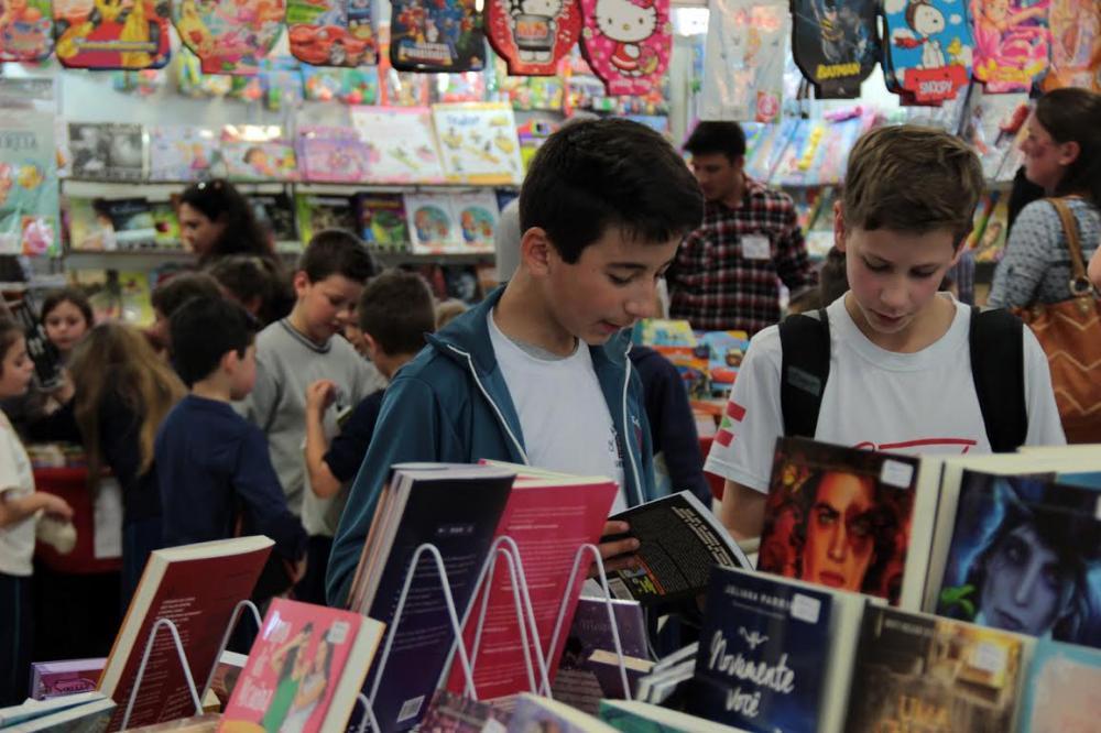Feira do Livro de Rio do Sul recebe cerca de 22 mil visitantes