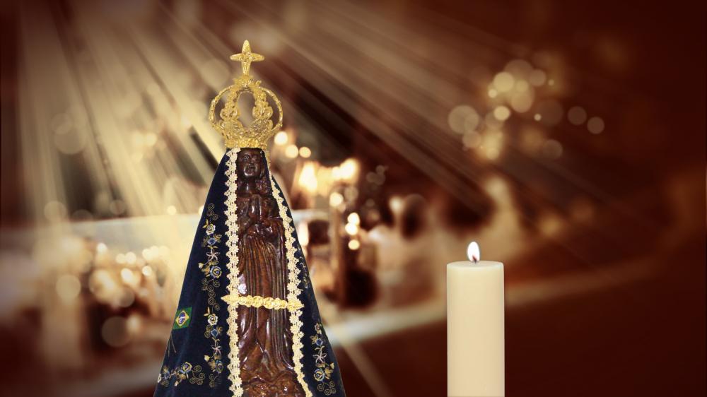 Feriado de Nossa Senhora Aparecida será celebrado com programação religiosa em Ituporanga