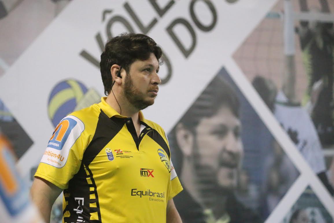 Fernando Bonatto não é mais técnico da equipe de Rio do Sul