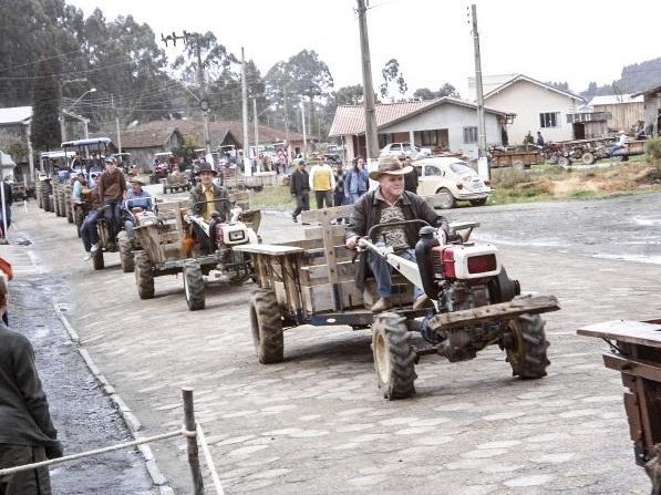 Festa do Colono será realizada neste sábado em Chapadão do Lageado