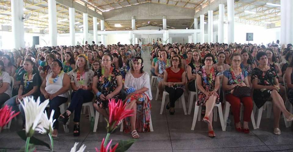 Festa em comemoração as mulheres reúnem quase 800 participantes em Imbuia