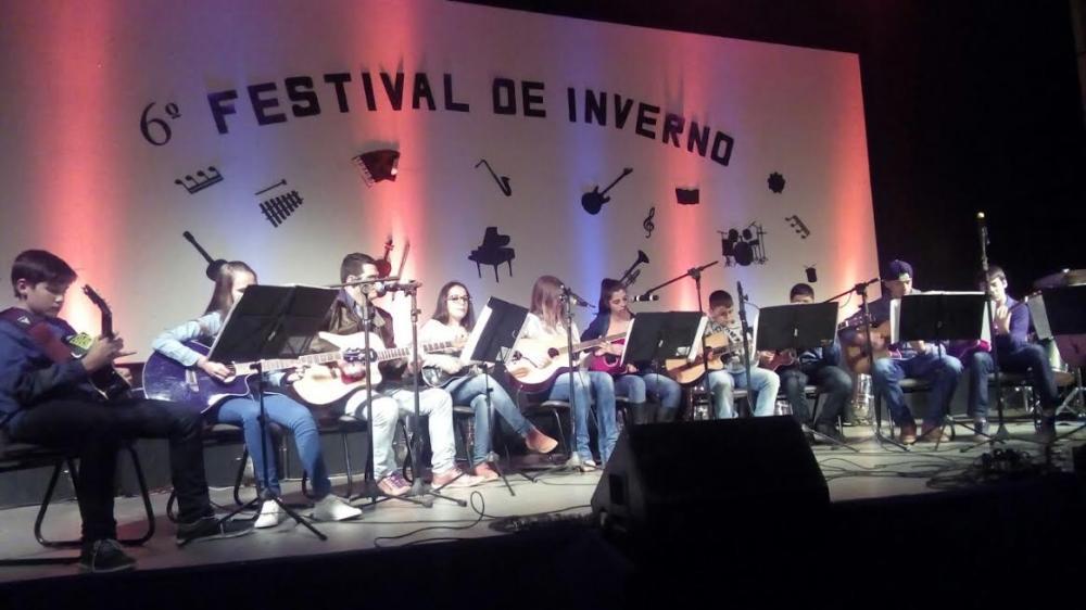 Festival de Inverno encanta moradores de Vidal Ramos