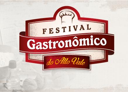 Festival Gastronômico do Alto Vale encerra na próxima semana