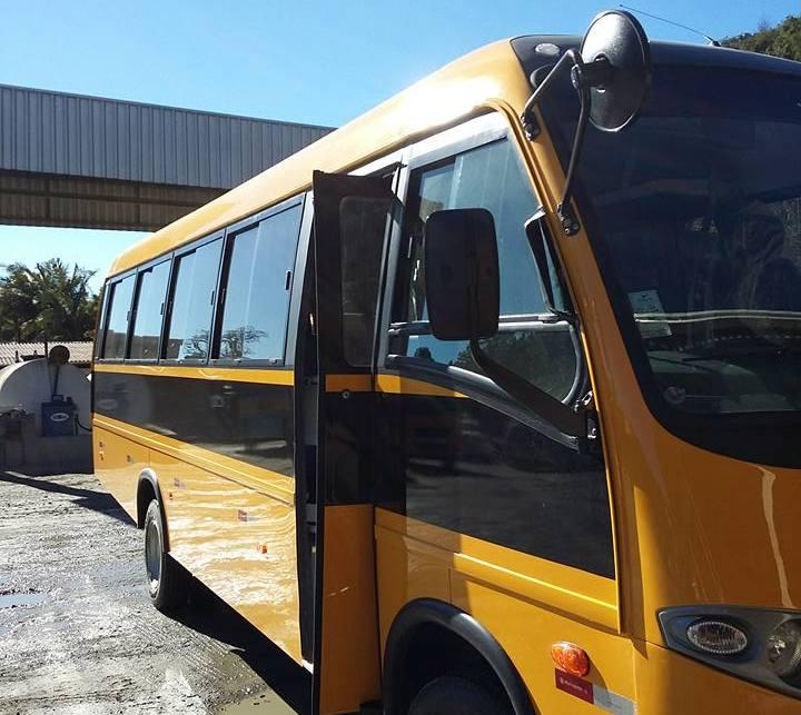 Frota do transporte escolar é ampliada em Vidal Ramos
