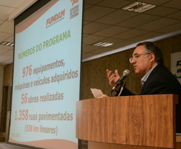 Fundam 2 é apresentado aos prefeitos do Alto Vale do Itajaí