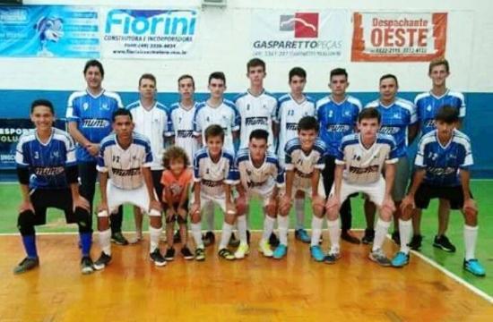Futsal: Ituporanga disputa vaga na final do Estadual Sub-15