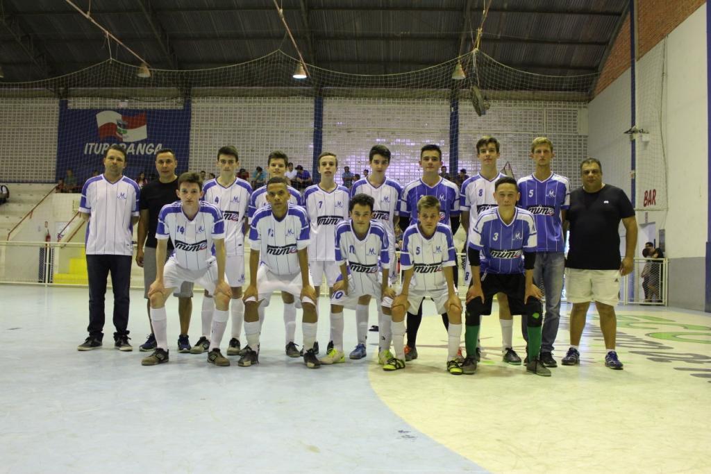 Futsal Sub 15: Ituporanga goleia e garante vantagem
