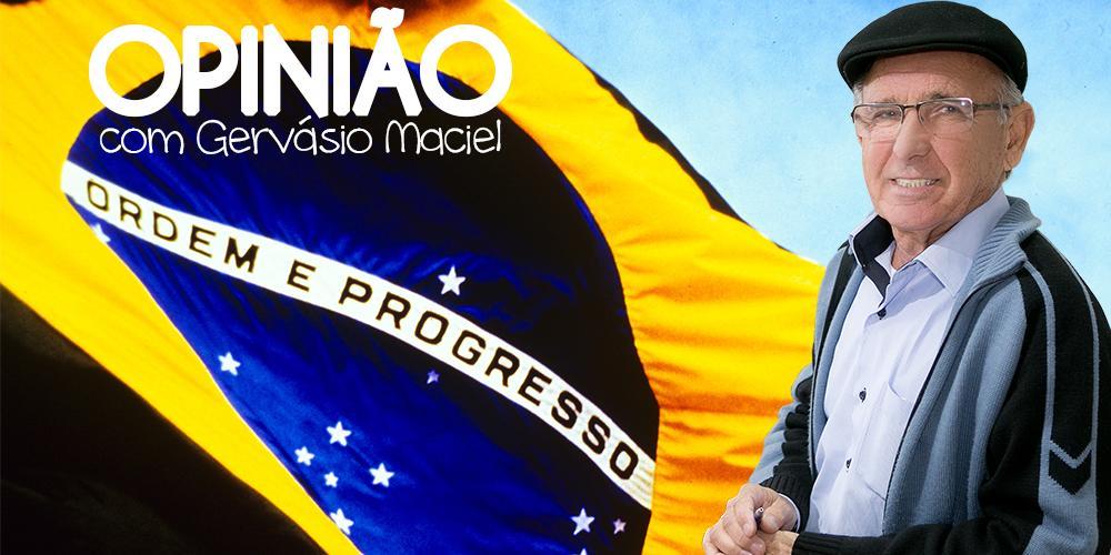 Gervásio Maciel: A alta carga tributária paga pelo cidadão brasileiro