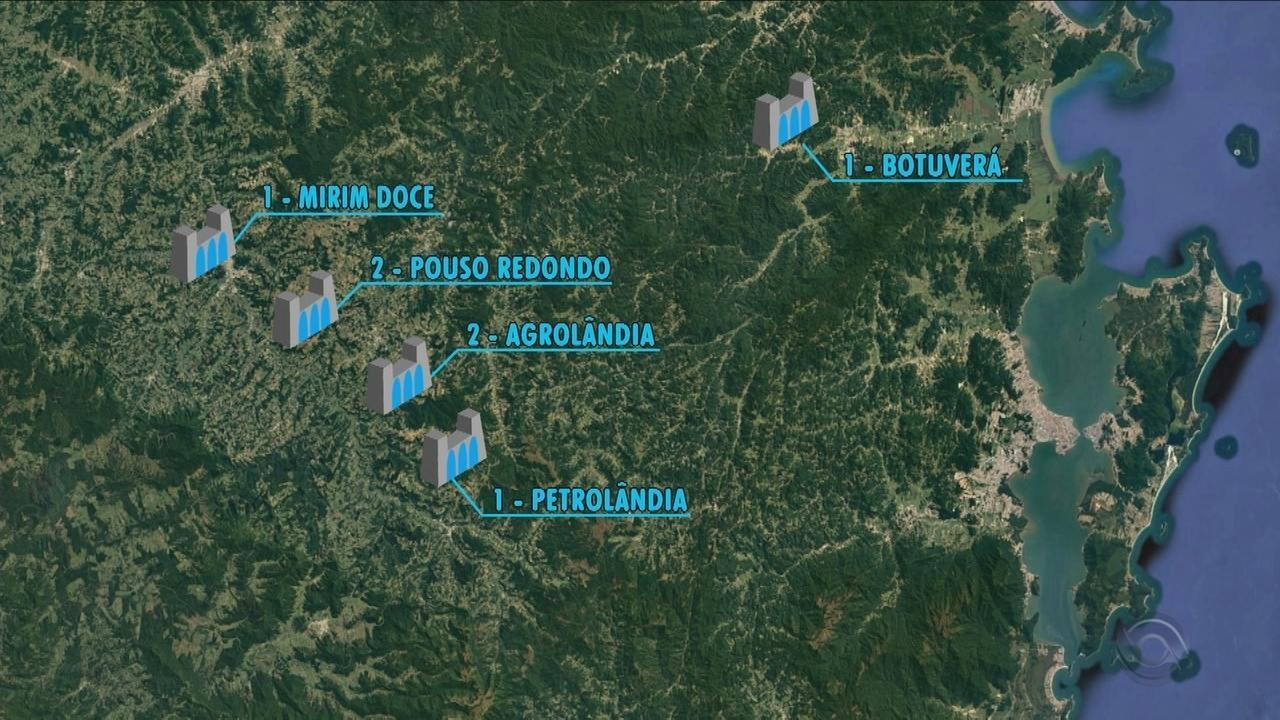 Governo do Estado desapropria áreas para construir barragens em Petrolândia e Mirim Doce