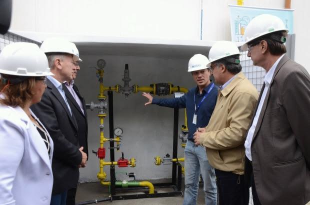 Governo do Estado e SCGÁS concluem terceira etapa do projeto de distribuição de gás natural entre Alto Vale do Itajaí e Serra Catarinense