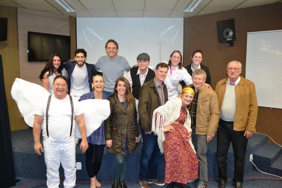Grupo de teatro do HRAV fará apresentação em Rio do Sul