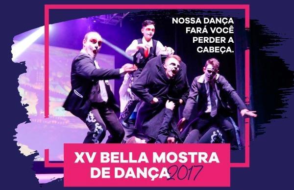 Grupo Passo Bello promove XV Bella Mostra de Dança em Ituporanga