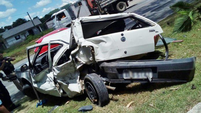 Homem morre após acidente na BR-470 em Rio do Sul