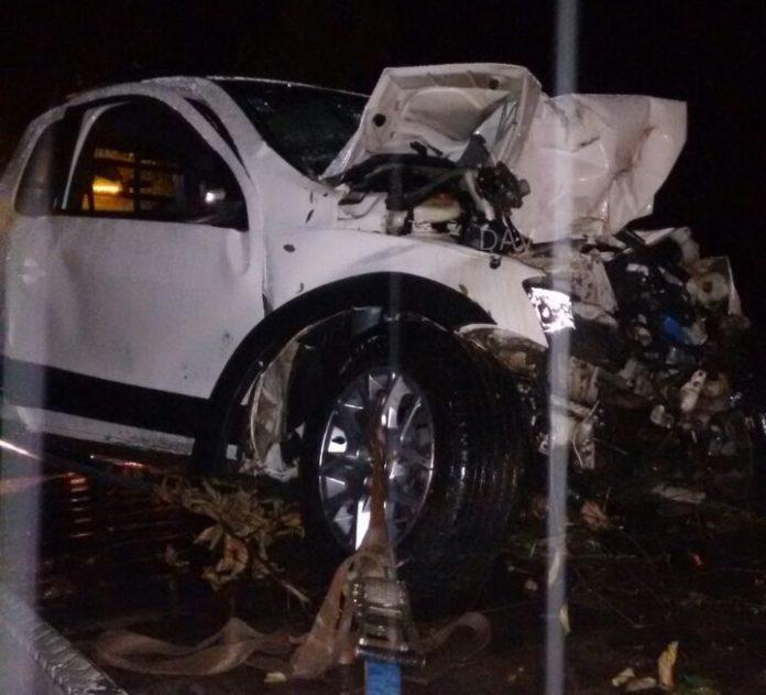 Homem morre após bater carro em árvore na BR-470 em Trombudo Central