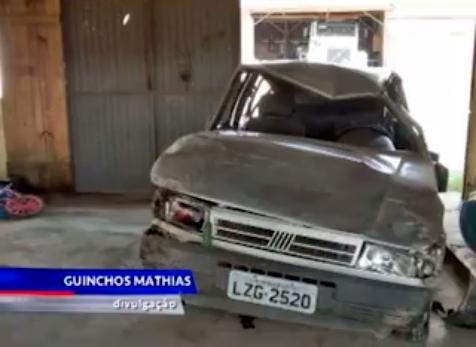 Homem morre após carro capotar na BR-470, em Pouso Redondo
