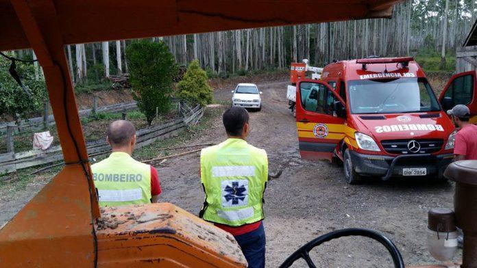 Homem morre após levar choque elétrico em Rio do Sul