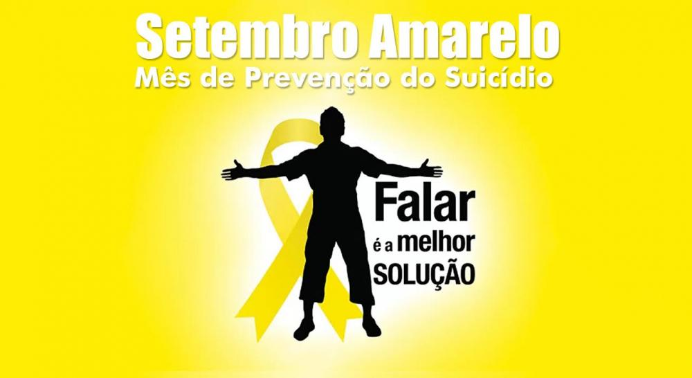 Hospital Bom Jesus adere campanha do Setembro Amarelo e desenvolve ações contra o suicídio