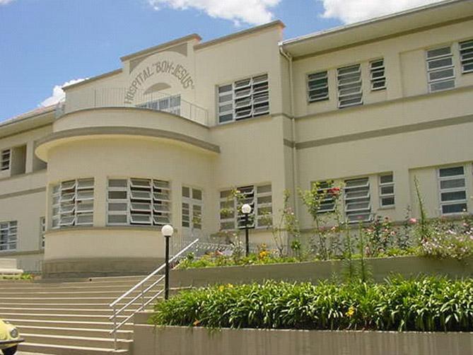 Hospital Bom Jesus firma parcerias para construção do Memorial Irmã Paulina