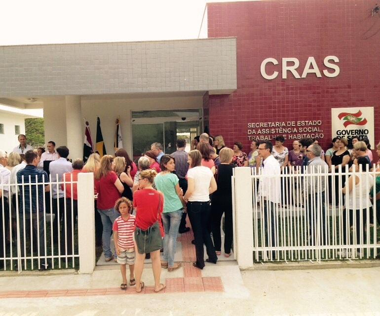 Inaugurada nova sede do CRAS de Petrolândia