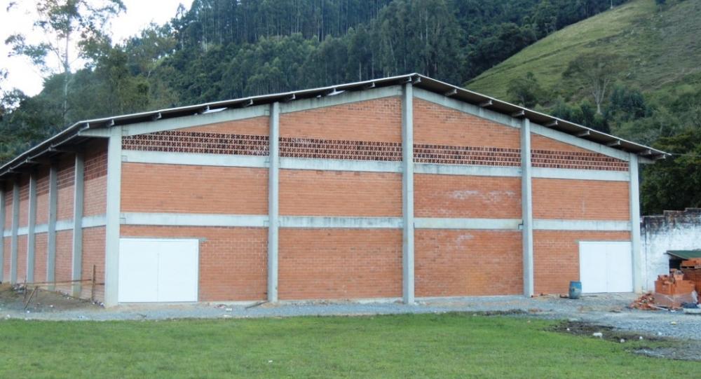 Inaugurado ginásio de esportes na comunidade de Molungu em Vidal Ramos
