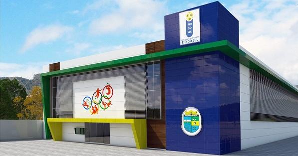 Início de obras do novo ginásio de Rio do Sul deve atrasar