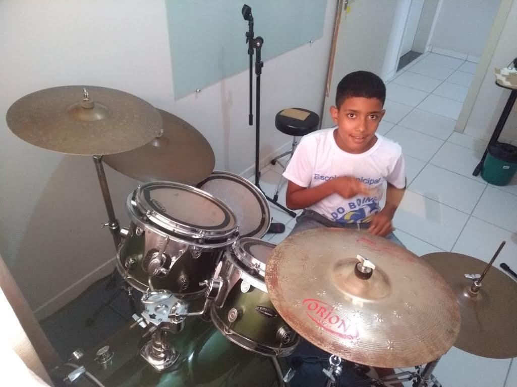Inscrições para Escola de Música de Vidal Ramos superam expectativas
