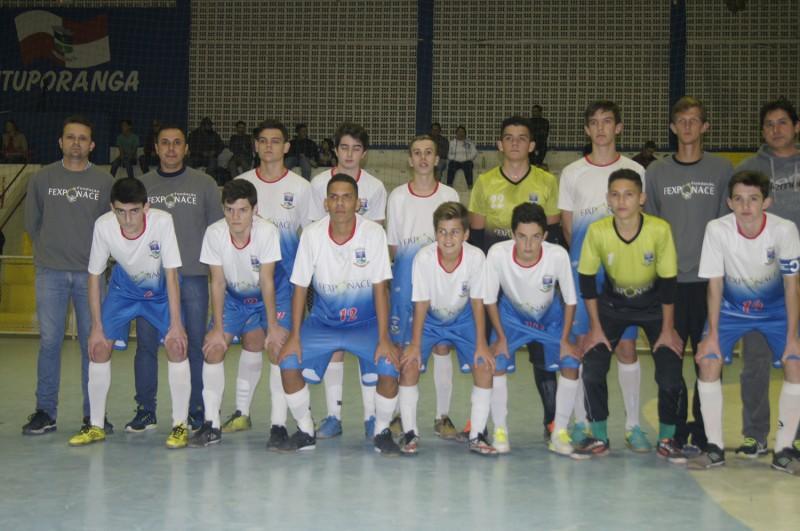 Ituporanga recebe a AD Hering pelo Estadual de Futsal Sub-15