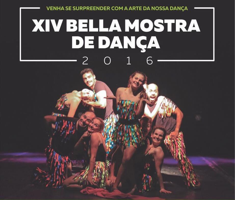 Ituporanga sedia 14ª Bella Mostra de Dança