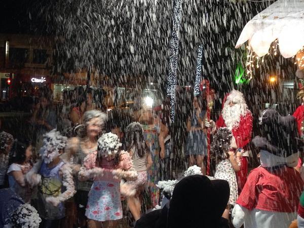 Ituporanga terá abertura do Natal Show neste domingo