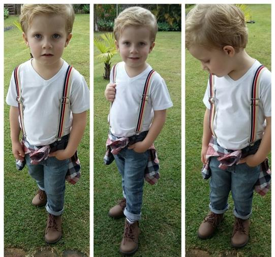 Ituporanguense de 4 anos é candidato a Mister Santa Catarina Infantil