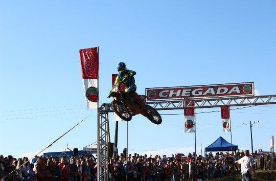 Ituporanguense se isola na liderança do Campeonato Catarinense de Motocross