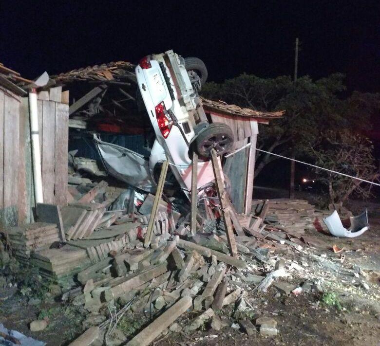 Jovem de 21 anos morre em acidente na SC-110 em Ituporanga