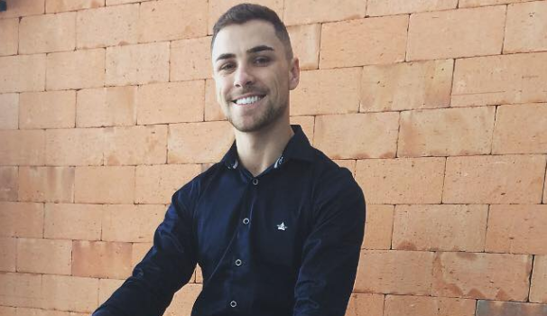 Jovem de Imbuia representa Santa Catarina no Mister Teen Brasil