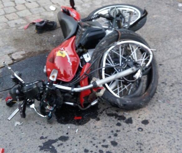 Jovem morre após acidente na BR-470 em Rio do Sul
