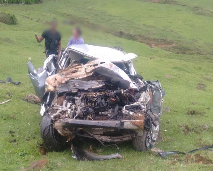 Jovem morre em acidente na SC-110, em Petrolândia