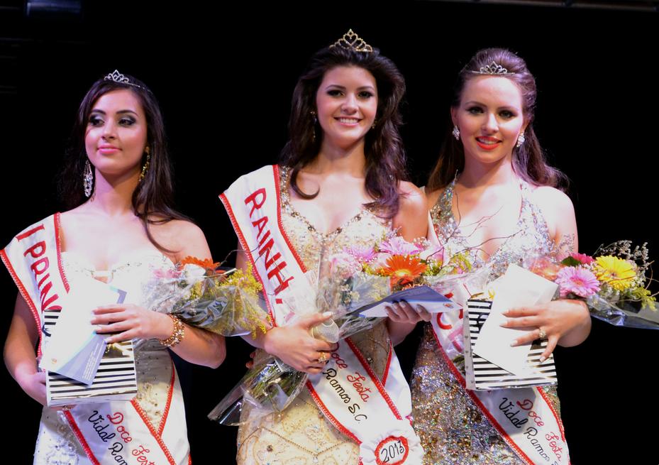 Jovens de Vidal Ramos podem se candidatar a rainha da Doce Festa