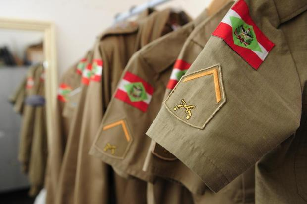 Lideranças do Alto Vale reivindicaram ao comando geral da Polícia Militar aumento de efetivo para a região