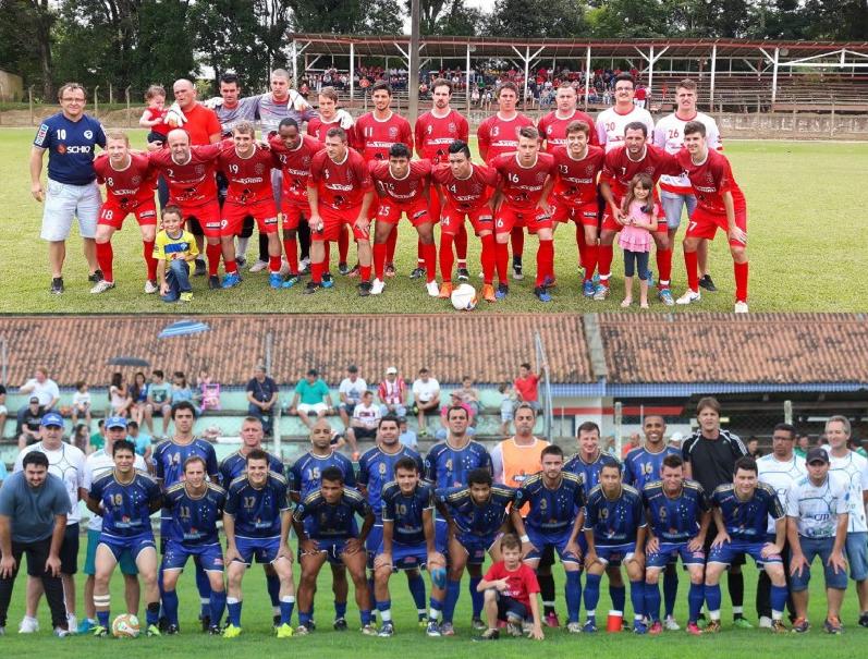 Liga: Cruzeiro a um empate do título da 10ª Taça SDR