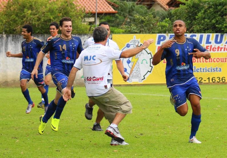 Liga: Cruzeiro e União garantem boa vantagem no Regional