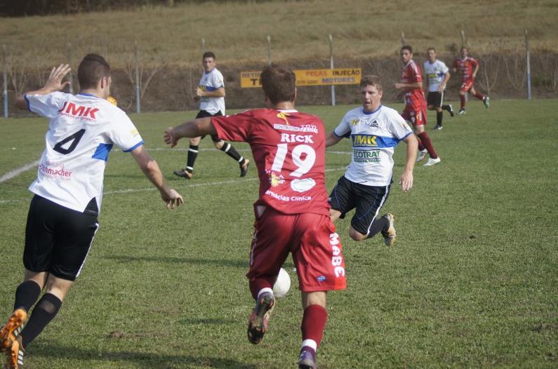 Liga: Muitos gols na 3ª rodada do Regional